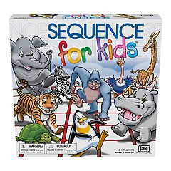 Sequence For Kids Game by Jax Ltd.