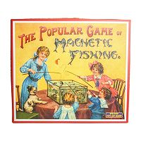 The Popular Game of Magnetic Fishing by Perisphere & Trylon