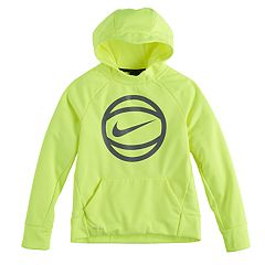Boys 8-20 Nike Therma Basketball Hoodie by