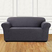 Sure Fit Sonya Stretch Loveseat Slipcover