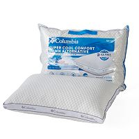 Columbia Ice Fiber Down Alternative Pillow