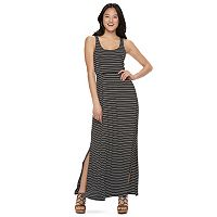 Juniors' SO® Crossback Maxi Dress