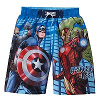 Boys 4-7 Marvel Avengers