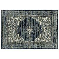 Art Carpet Chelsea Homeland Framed Scroll Rug