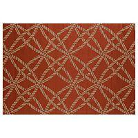 Art Carpet Plymouth Roped Indoor Outdoor Rug