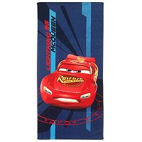 Disney / Pixar Cars 3 Velocity Printed Beach Towel