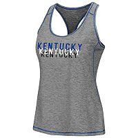 Women's Campus Heritage Kentucky Wildcats Race Course Tank
