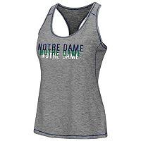 Women's Campus Heritage Notre Dame Fighting Irish Race Course Tank