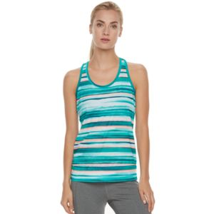 Women's Tek Gear® Banded Bottom Racerback Tank