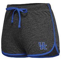 Juniors' Campus Heritage Kentucky Wildcats Get A Strike Gym Shorts