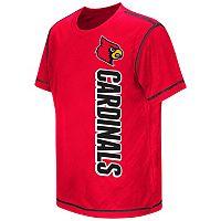 Boys 8-20 Campus Heritage Louisville Cardinals Sleet Tee