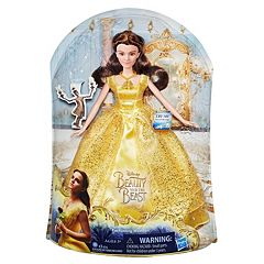 Disney's Beauty & the Beast Enchanting Melodies Belle Doll by Hasbro by