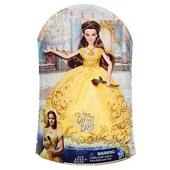 Disney's Beauty and the Beast Enchanting Ball Gown Belle Doll by Hasbro by