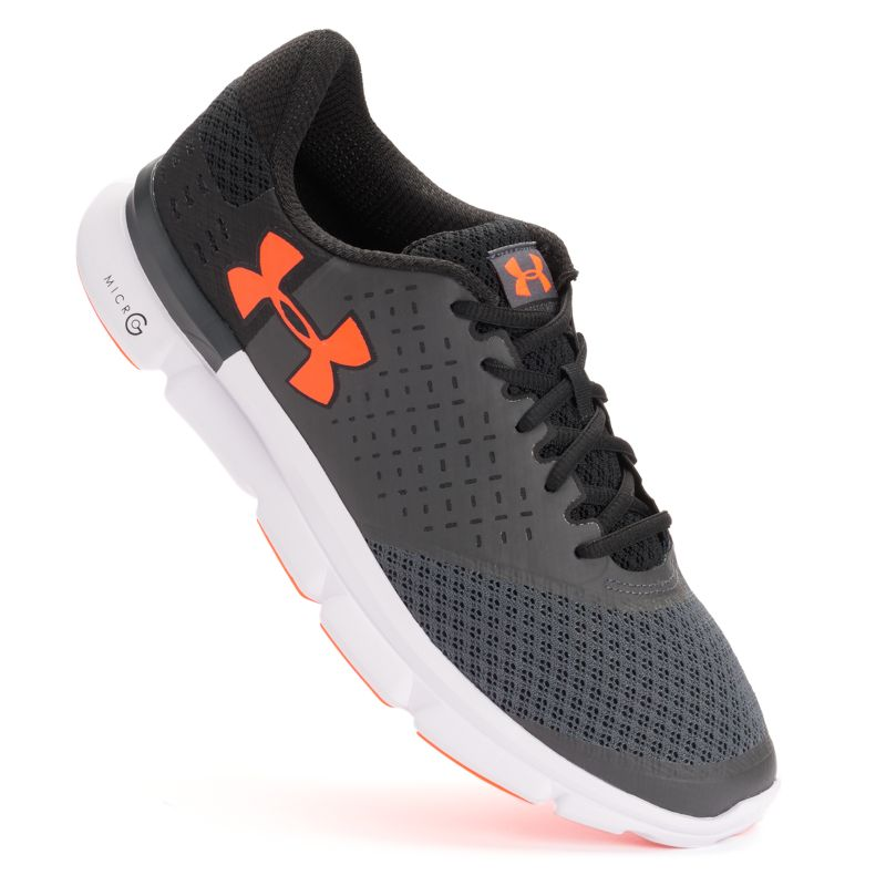 Under Armour Micro G Speed Swift 2 Men's Running Shoes, Size: 7, Grey thumbnail