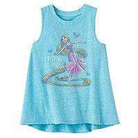 Disney's Tangled Rapunzel Girls 4-10