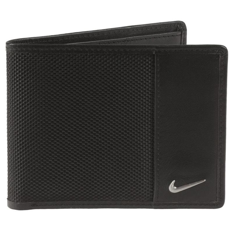 Men's Nike Bifold Wallet, Black thumbnail