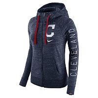 Women's Nike Cleveland Indians Vintage Hoodie