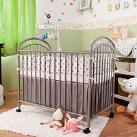 Classic Arched Portable Crib by LA Baby