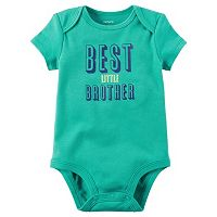 Baby Boy Carter's Family Graphic Bodysuit
