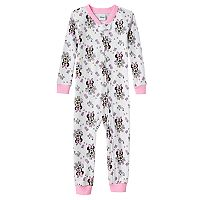 Disney's Minnie Mouse Baby Girl One-Piece Pajamas