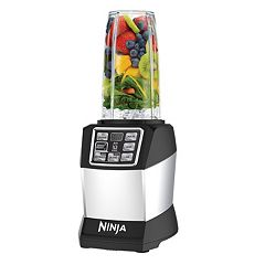Nutri Ninja Auto-iQ Blender with Smooth Boost Technology