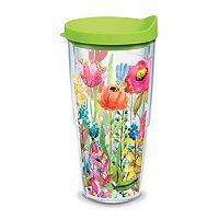 Tervis Watercolor Wildflowers Tumbler