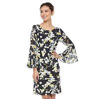 Women's Jessica Howard Floral Shift Dress