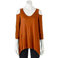 Women's French Laundry Cold-Shoulder Tunic