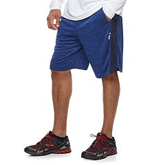 Big & Tall Fila SPORT Training Shorts
