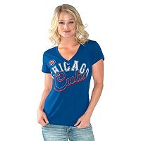 Women's Chicago Cubs Home Field Tee