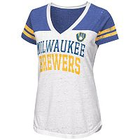 Women's Milwaukee Brewers Team Spirit Tee