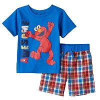 Baby Boy Sesame Street Elmo