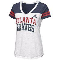 Women's Atlanta Braves Team Spirit Tee