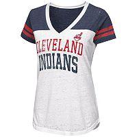 Women's Cleveland Indians Team Spirit Tee