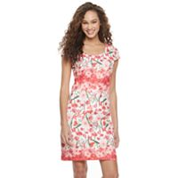 Women's Chaya Floral Sheath Dress