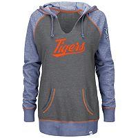 Plus Size Majestic Detroit Tigers Sport Hoodie