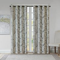 Madison Park Pure Dermot Paisley Curtain