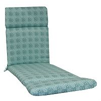 SONOMA Goods for Life™ Indoor Outdoor Reversible Chaise Lounge Cushion