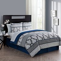 VCNY Home Beckham Bed In A Bag Set