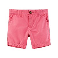 Baby Boy Carter's Flat-Front Shorts