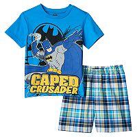 Boys 4-7 DC Comics Batman