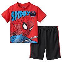 Toddler Boy Marvel Spiderman