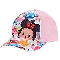 Disney Tsum Tsum Minnie Mouse Toddler Girl Baseball Cap