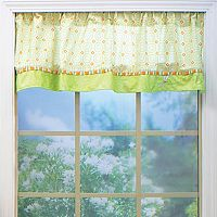 Nurture My ABCs Friends Window Valance