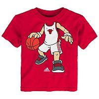Baby adidas Chicago Bulls Hoop Dreams Tee