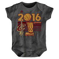 Baby adidas Cleveland Cavaliers 2016 NBA Champions Bodysuit