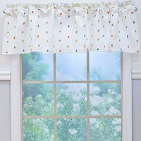 Nurture Cosmic Dots Window Valance