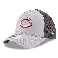 Adult New Era Cincinnati Reds 39THIRTY Grayed Out Neo 2 Flex-Fit Cap