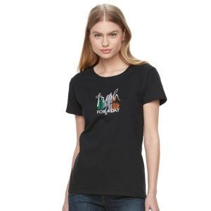 Women's MCcc St. Patrick's Day Graphic Tee