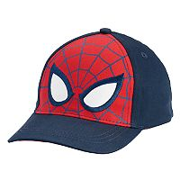 Toddler Boy Marvel Spider-Man Baseball Cap